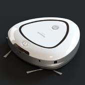 Panasonic RULO robot vacuum white