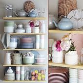 Dishes set - 2