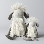 Plush sheep