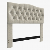 THRE1904 Cleveland Upholstered Headboard