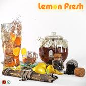 Чай с лимоном (Lemon Fresh)