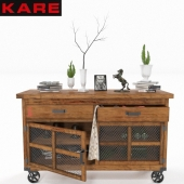 KARE Sideboard Off Road 2 Doors