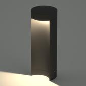 Светильник LGD-Path-Round90-H250B-7W