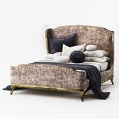 Bed US Cali King Jonathan Charles Fine Furniture Versailles 494 762-W1-F9