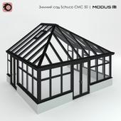 Зимний сад Schuco CMC 50 MODUS для ресторана