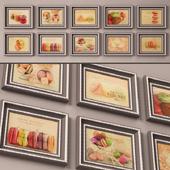 Vintage Macarons