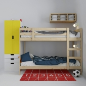 IKEA Midal Bed