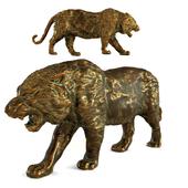 Tiger Figure