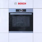 Духовой шкаф 3ddd_02_ BOSCH HBG634BS1