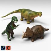 Dino toys / Игрушки динозавры