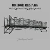 Bridge remake by Stefan Morrell / Old Bridge
