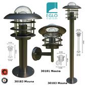 Уличные светильники Mouna Eglo
