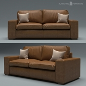 Cordwainer Leather Sofa