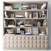 Bookshelf+decoration