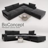 BoConcept Hampton Corner Sofa
