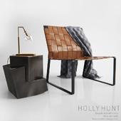 Holly Hunt furniture Set 1
