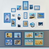 Сборник картин №5_Marine photo frames
