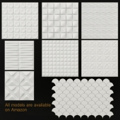 3D Wall Panel Collection Part-2
