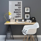Desk & Decor