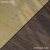 Oak Parquet Tile