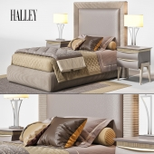 Bed Alex Halley J Collection