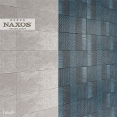 Naxos Ceramica collection RAKU