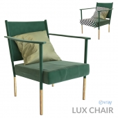 LUX ARM CHAIR