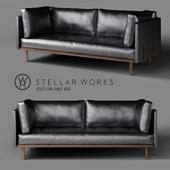 Stellar  Works Utility Sofa