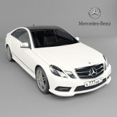 Mercedes E-Class W212 (to restyling)
