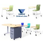 Школьная мебель Virco