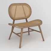 Bernardes Lounge Chair Rattan