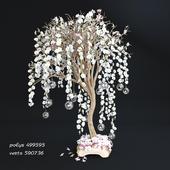 Дерево с орхидеями vol#2