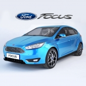 Ford Focus Hatchback 2016