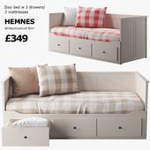 IKEA HEMNES bed_1