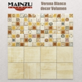 Mainzu Verona Blanco and Volumen Beige