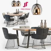 Freifrau Dining set_01