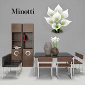 Minotti Archipenko, Bag, Bag Light, Jorn
