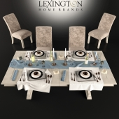 MONTAUK RECTANGULAR DINING TABLE (LEXINGTON HOME BRANDS)