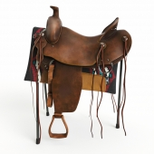 Ranch Western Trail Saddle