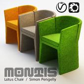 Montis - Lotus Chair