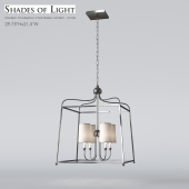Shades of Light Modern Charleston Chandelier Lantern - Small