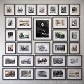 Коллекция рисунков, графика. Иван Шишкин