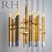 Люстра Restoration Hardware LYNX CHANDELIER 25''