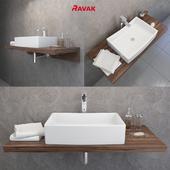 Sink RAVAK | Formy