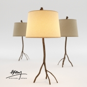 Michael Aram Enchanted Forest Table Lamp Oxidized
