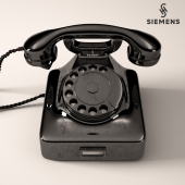 Retro Phone Siemens W48