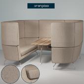 Work Sofa Orangebox Swtch-59HB
