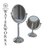 Корпусное зеркало Crystal