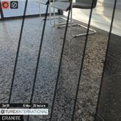 TUREX INTERNATIONAL Granite Tiles Set 01