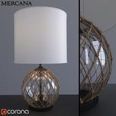 Table lamp MERCANA: mod. Bering art. 65342